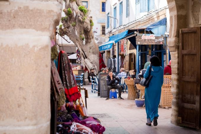 Essaouira - arche