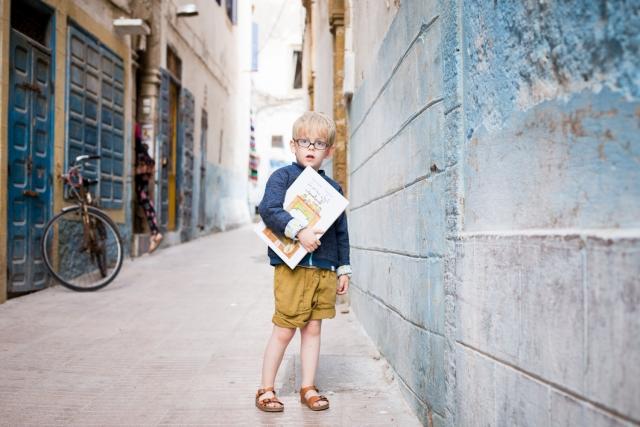 Essaouira - Médina bleue